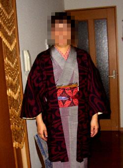 歌舞伎コーデ