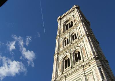 フィレンツェ 鐘楼