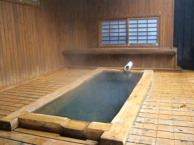 藤もと 家族風呂(天の湯)