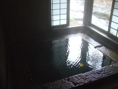 藤もと 家族風呂 □(ます)湯