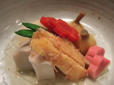 藤もと 夕食 炊き合わせ(2人分)