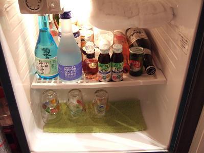 ほたるの長屋 「有為の奥山」 冷蔵庫