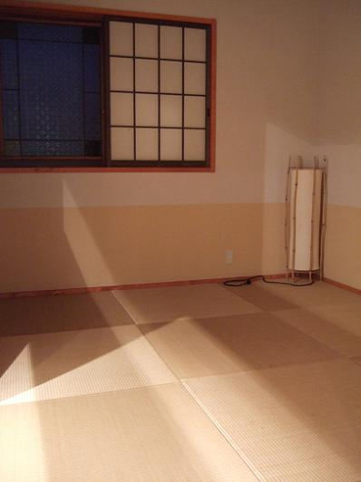 ほたるの長屋 「有為の奥山」 寝室2