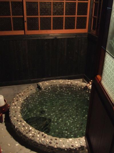 ほたるの長屋 「有為の奥山」 内湯
