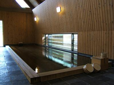 花木の宿 大浴場