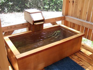 花木の宿-部屋付露天風呂