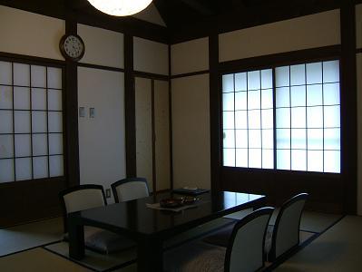 花木の宿 離れ 和室