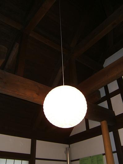花木の宿 離れ 和室 天井