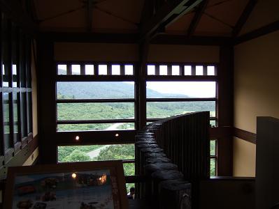 栗駒山荘パブリックスペース1