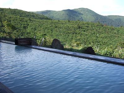 栗駒山荘露天風呂4