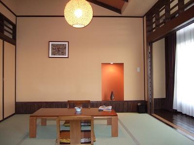 栗駒山荘特別室和室