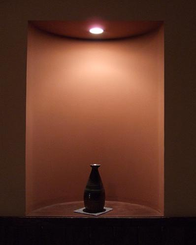 栗駒山荘和室飾り