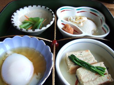 栗駒山荘朝食 おかず