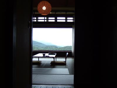 栗駒山荘和室