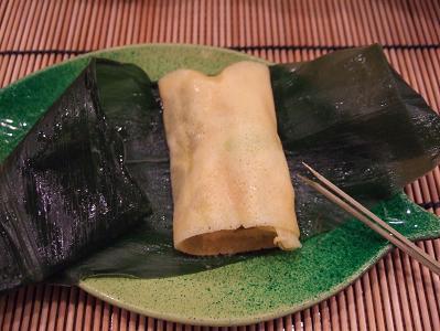 栗駒山荘夕食