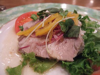 栗駒山荘夕食 強肴