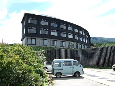 栗駒山荘全景3