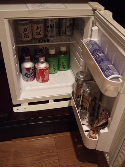 都わすれ 冷蔵庫