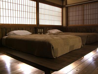せきや 深山亭 寝室1