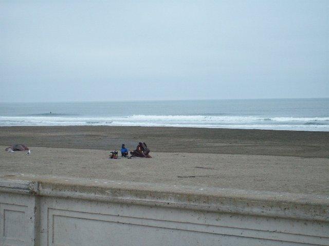 オーシャンビーチ