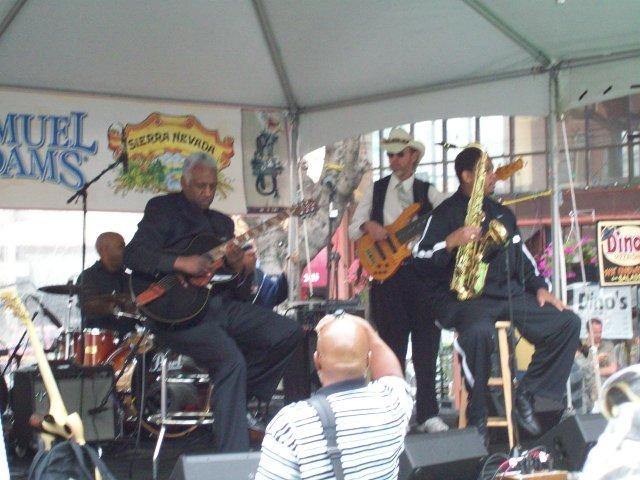 fillmore jazz festival2009