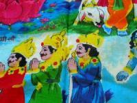 インドの神様バンダナ
