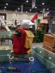 騎手ロボット