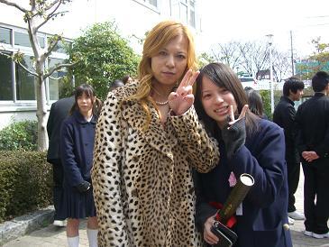 2009.3.12.小紅卒業&合格発表1