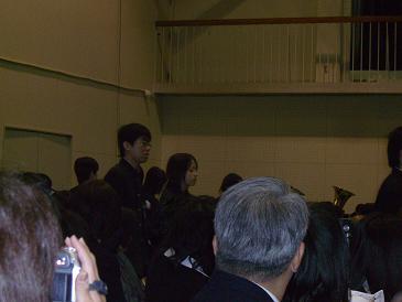 2009.3.12.小紅卒業&合格発表2