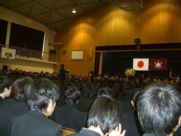 2009.3.12.小紅卒業&合格発表3