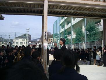 2009.3.12.小紅卒業&合格発表4