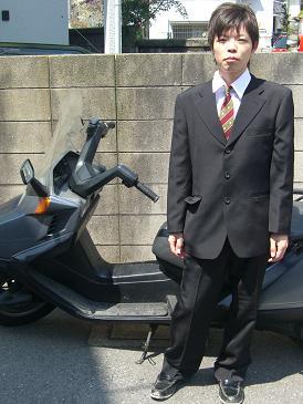 2009.4.8.翔入学式