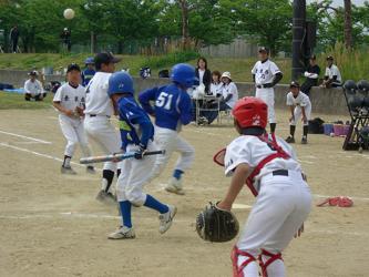 2009.5.4.ソフト試合2