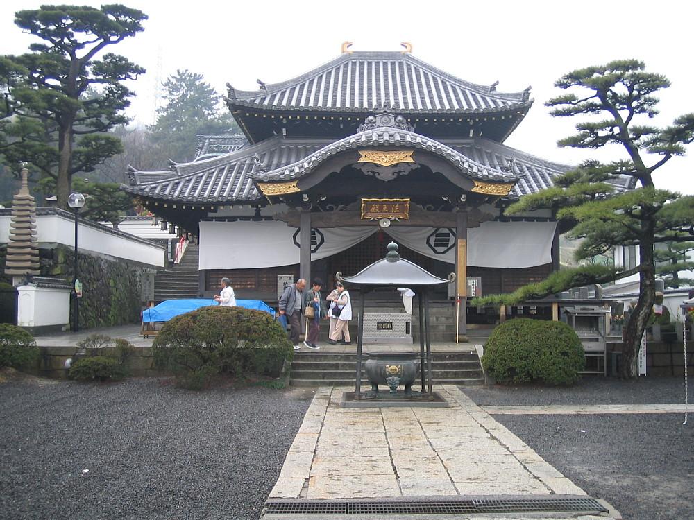 宇多津郷照寺