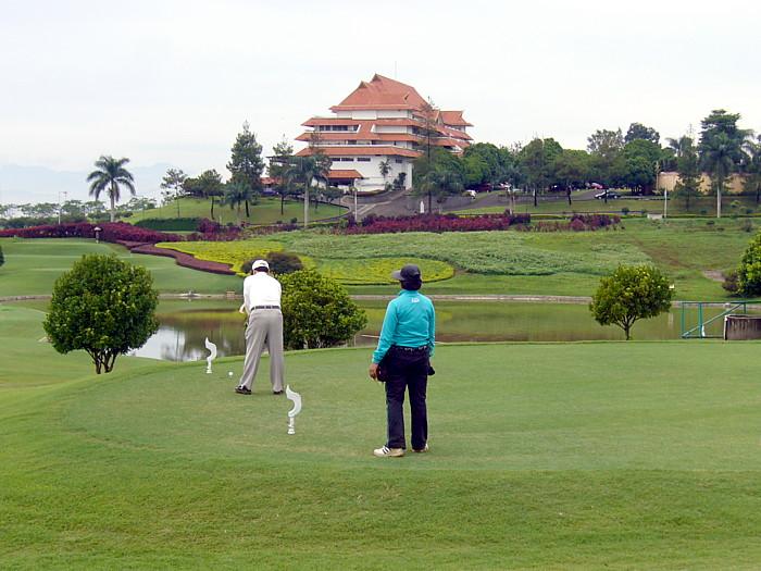 バンドンギリガハナゴルフ場