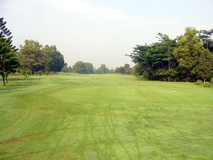 バンドンインダーゴルフ場