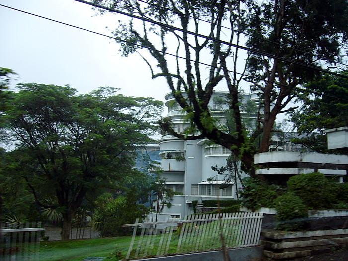 インドネシアバンドン郊外