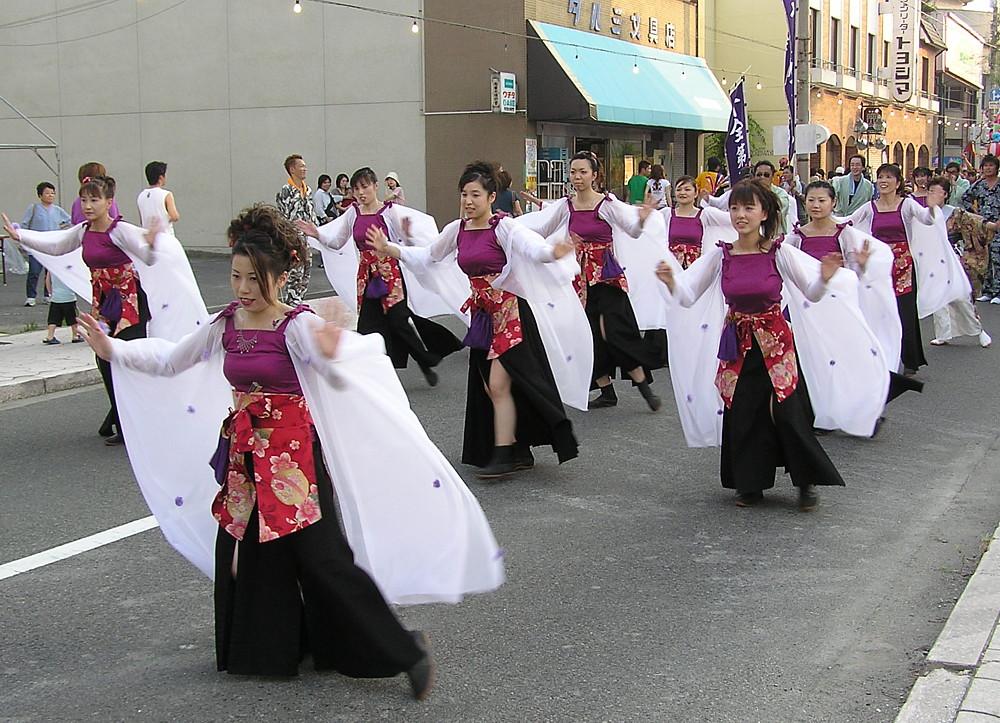 にいはまコンガ祭り