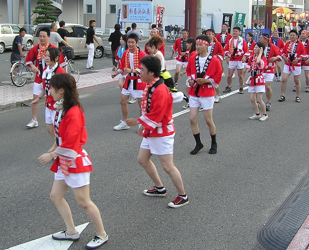 踊る愛媛銀行連