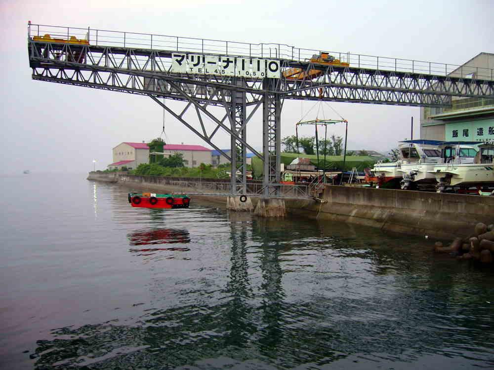 黒島港マリーナ