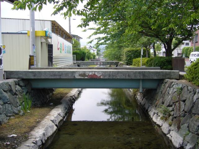 西条市の小川