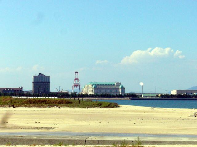今治織田が浜海岸
