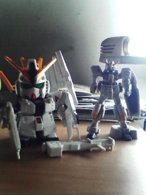 RX-93とTR-1