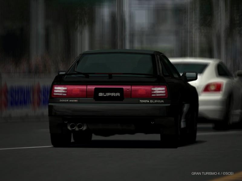 トヨタ スープラ 3.0GT ターボA '88