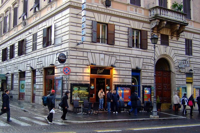 ■ バール であさごはん イタリア・ローマ