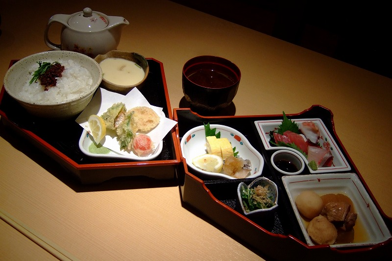 ■ 味肴房 田 大阪・守口 【2008年10月 昼】