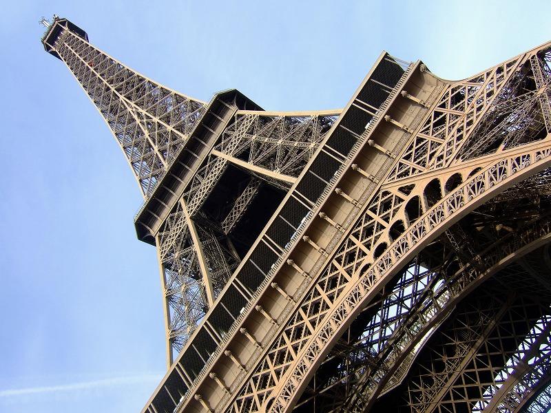 ■ TOUR EIFFEL エッフェル塔 フランス・パリ
