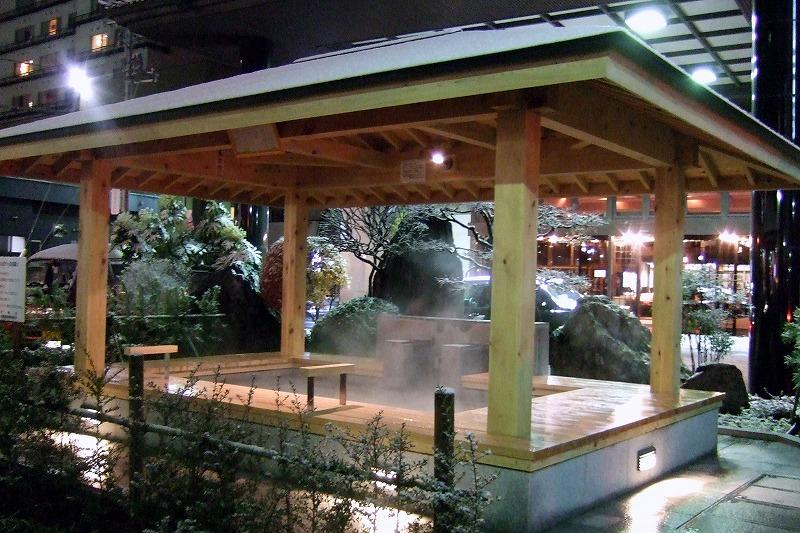 ■ 水車生蕎麦 山形・天童 【2008年12月 夜】
