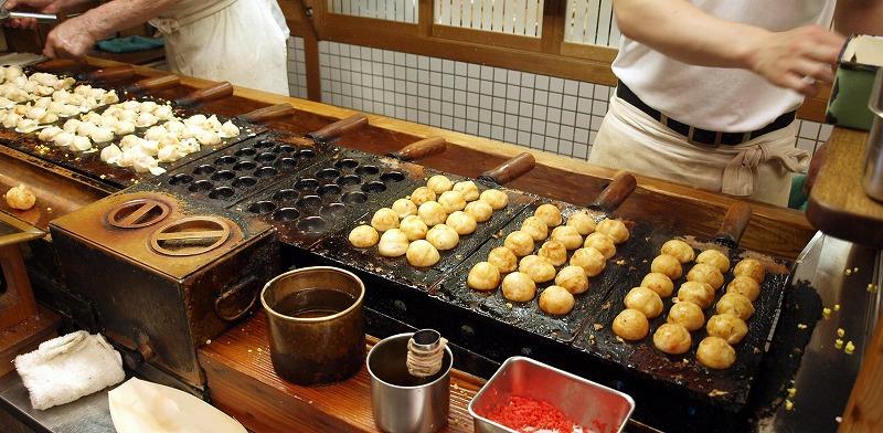 ■ 天神橋筋商店街 たこ焼き お遍路 【2009年黄金週間最終日】
