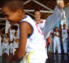 竜太Capoeira Tempo